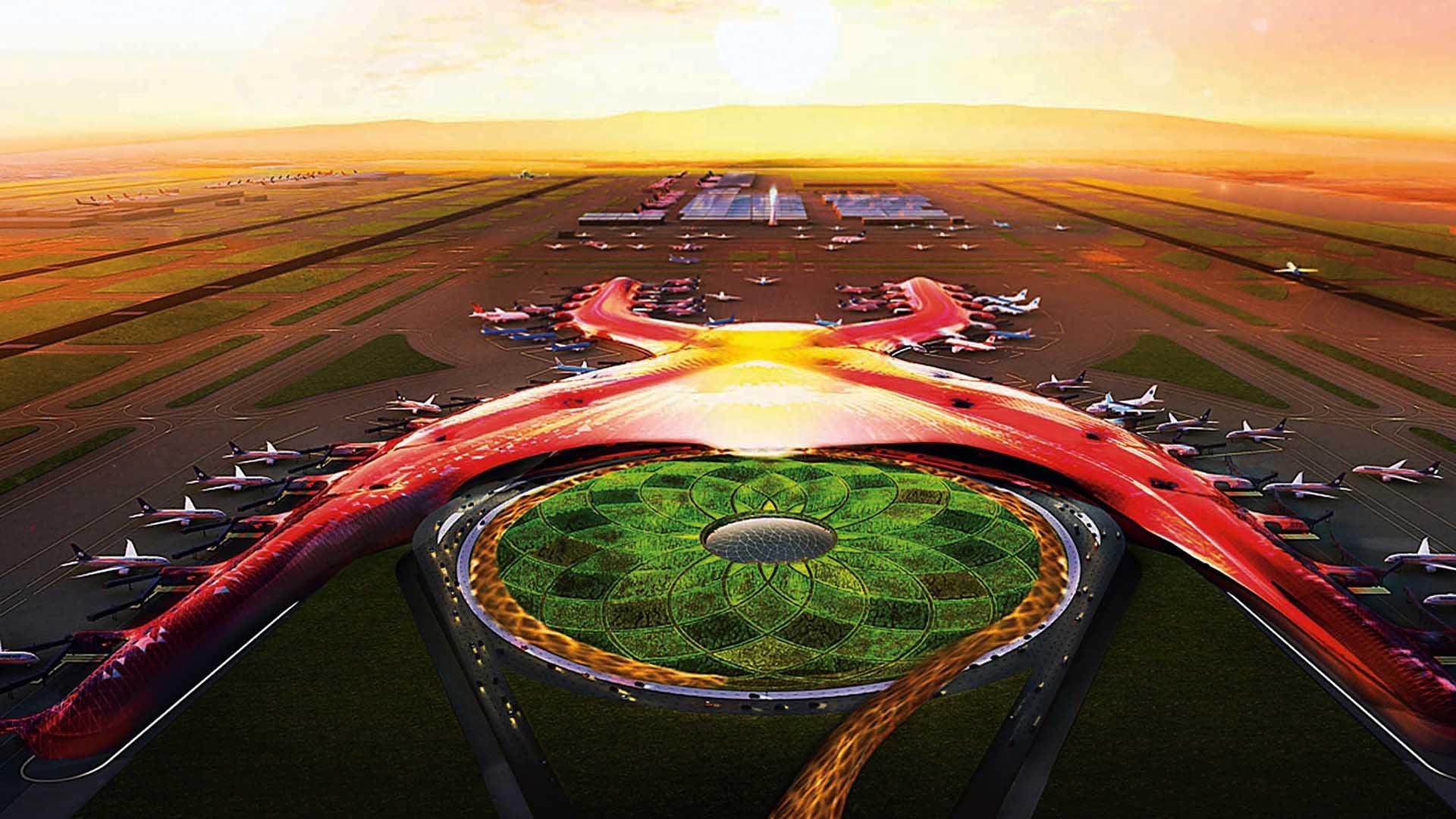 CEPAL alerta sobre altos costos ambientales en obras por nuevo aeropuerto en México