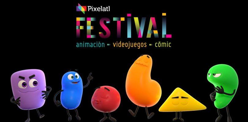 Pixelatl: un encuentro mexicano de videojuegos, cómics y animación