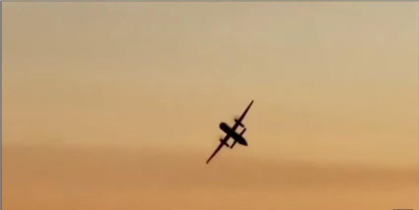 (Video) «Realmente no planeaba aterrizarlo»: Sujeto robó un avión y luego lo estrelló