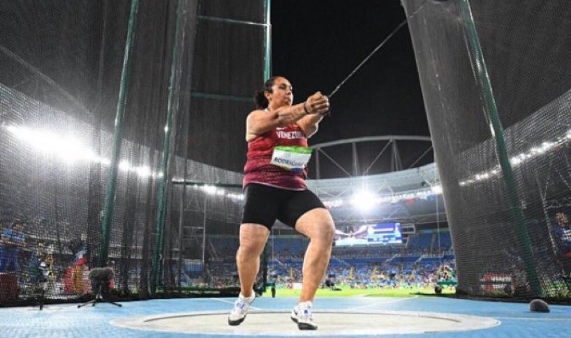 Venezuela sumó dos de plata en Iberoamericano de Atletismo