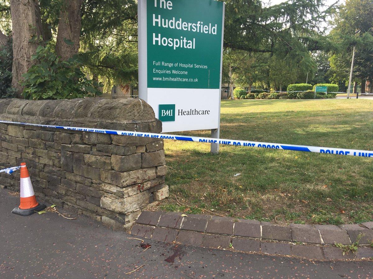 Cierran Hospital en Reino Unido por un posible ataque en sus inmediaciones