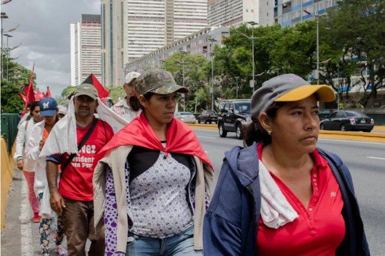 Movimiento campesino venezolano presentó sus verdades ante Maduro