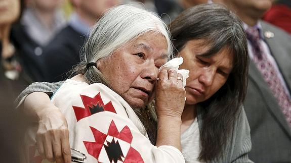 (Video) Canadienses conmemorarán anualmente el genocidio contra niños indígenas
