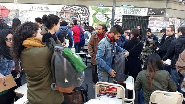 Aulas universitarias no tendrán clases por paro de docentes en Argentina