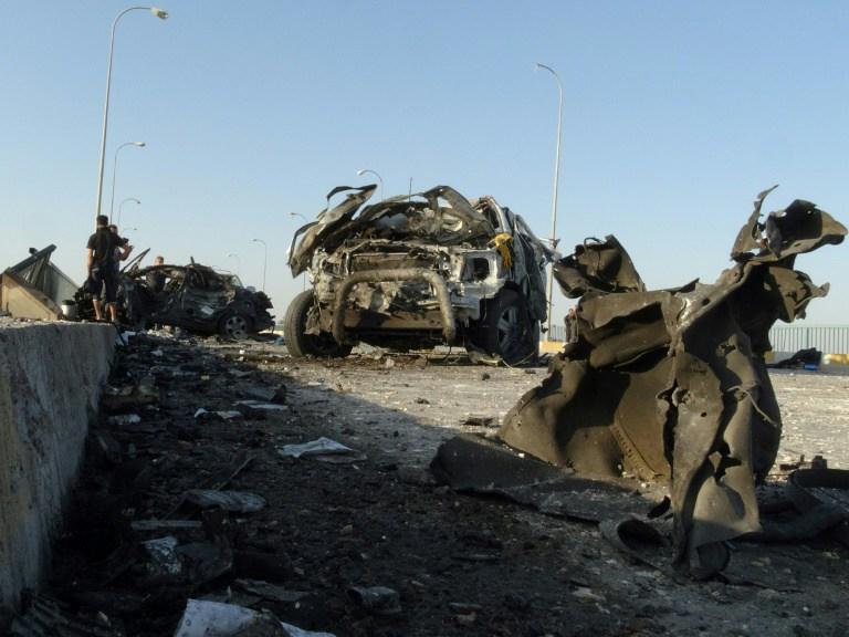 Nuevo atentado suicida en Irak deja 10 personas muertas
