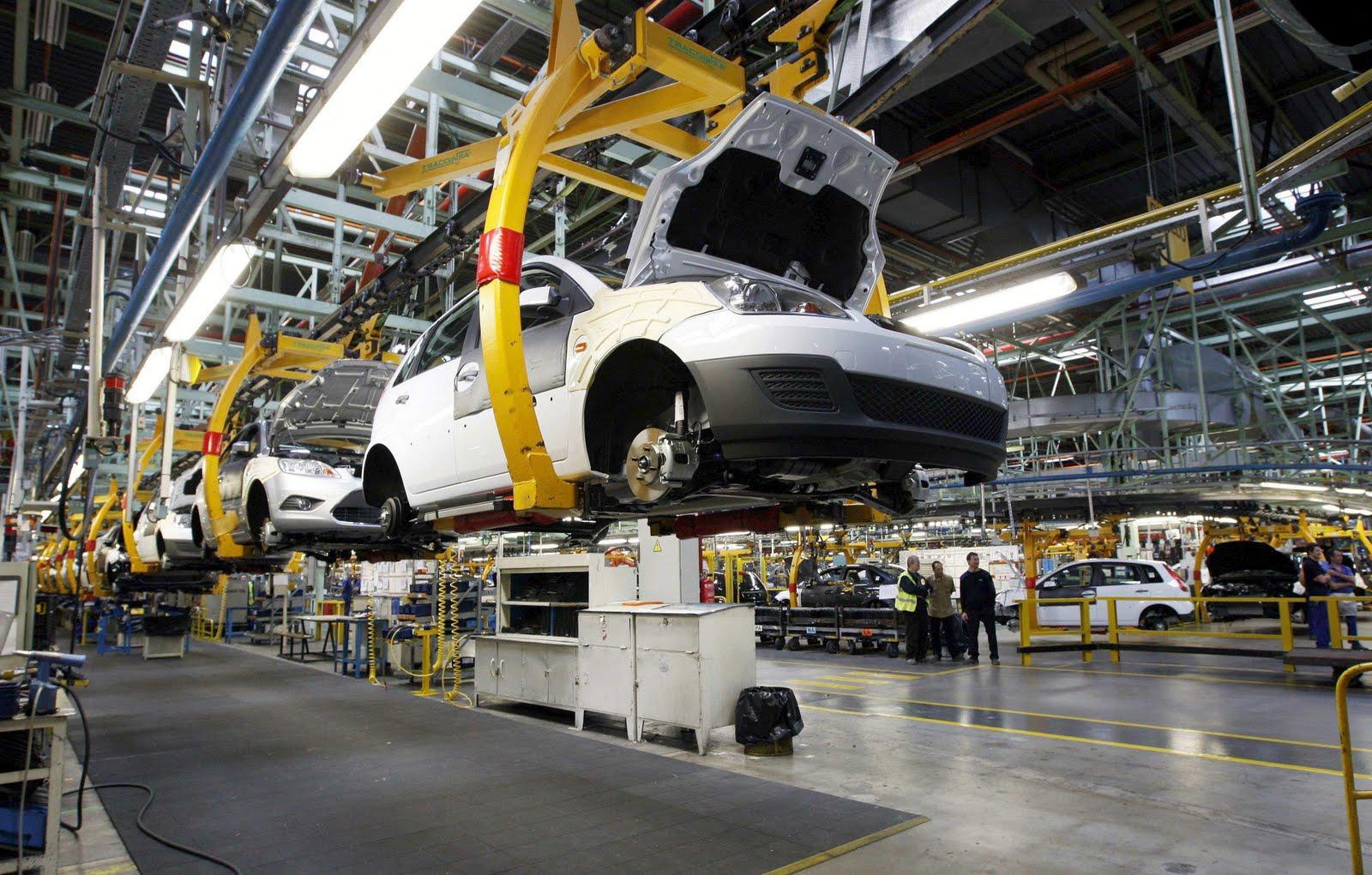 Las empresas asiáticas involucradas en la crisis de microchips que afecta a la industria automotriz