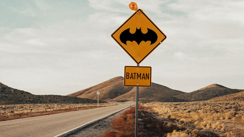¡Recórcholis! Símbolo de Batman podría verse en el mapa turco de aprobarse esta petición