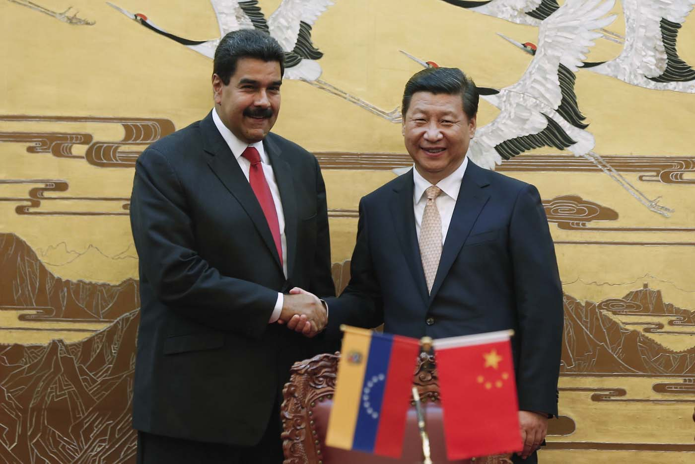 Venezuela y China evaluaron mecanismos de cooperación y desarrollo bilateral