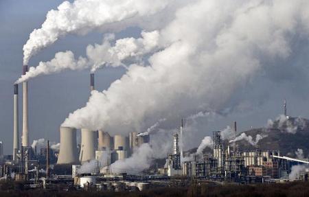 Emisión de gases de efecto invernadero rompió record en 2017