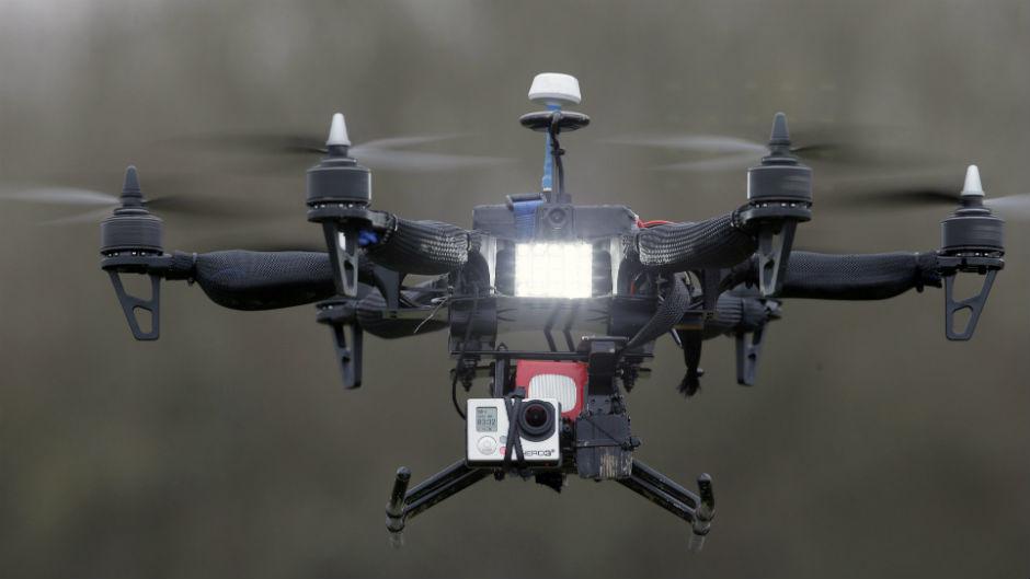 """Atentados con drones: """"Va a pasar más veces, porque es muy fácil"""" según experto"""