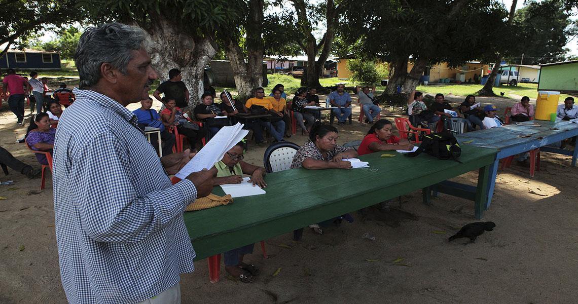 Pueblo pemón traza plan para garantizar protección ambiental en el Arco del Orinoco