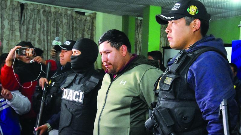 'Yogui' salió a asaltar y quedó asustado con el botín que robó