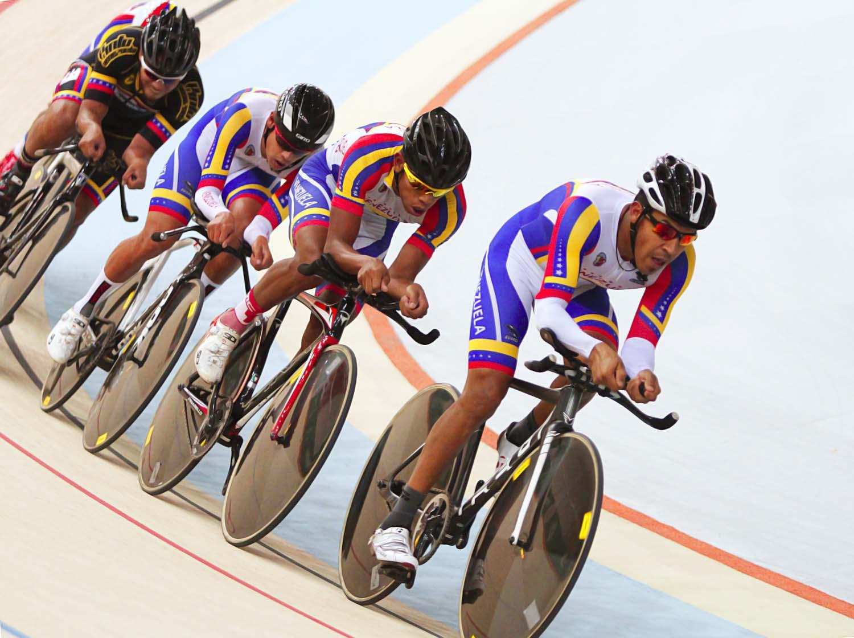 Ciclistas venezolanos listos para participar en Campeonato Panamericano