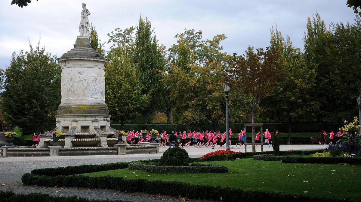 Espacios verdes urbanos disminuyen riesgo de cáncer de mama