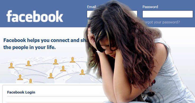 Facebook muestra inormacion personal