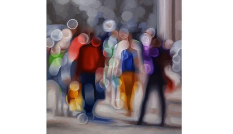 (Fotos) ¿Eres miope? Un artista nos enseña a ver el mundo a través de sus ojos