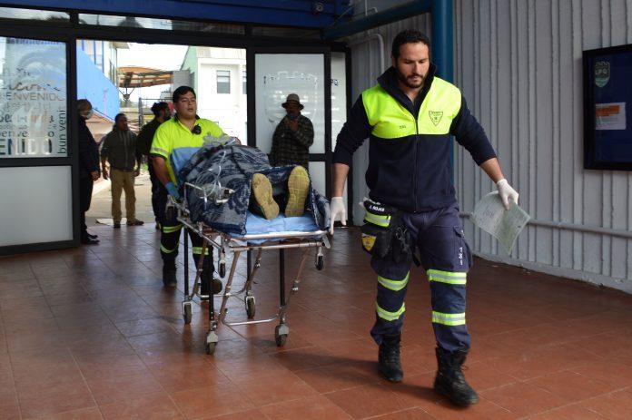 Nube tóxica: Intendencia de Valparaíso decreta alerta amarilla para Quintero y Puchuncaví
