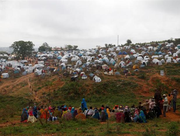 Conflicto o contaminación: ¿Cuál incrementa las cifras de desplazados en Etiopía?