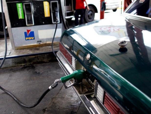 Precios de la gasolina contará con blindaje de seguridad