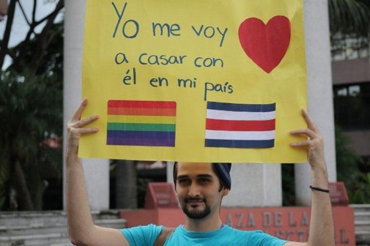 Parejas del mismo sexo deberán esperar hasta 2020 para casarse en Costa Rica
