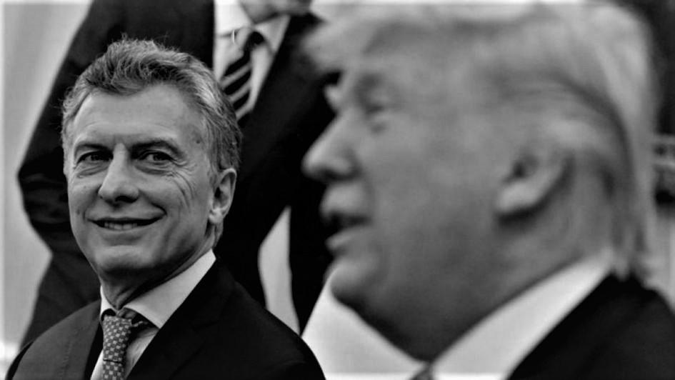 Macri entrega en papel de regalo el sur argentino a Trump: La mayor reserva de agua dulce del planeta