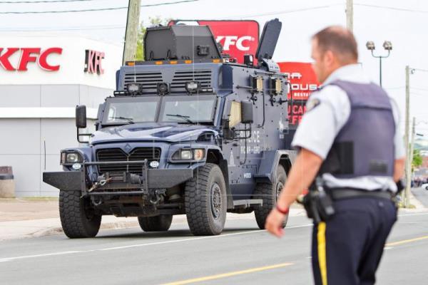 Tiroteo activo en Canadá deja por el momento 4 muertos