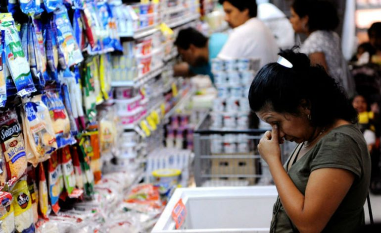 Aumento  de la inflación: México marca la cifra más alta en 4 meses