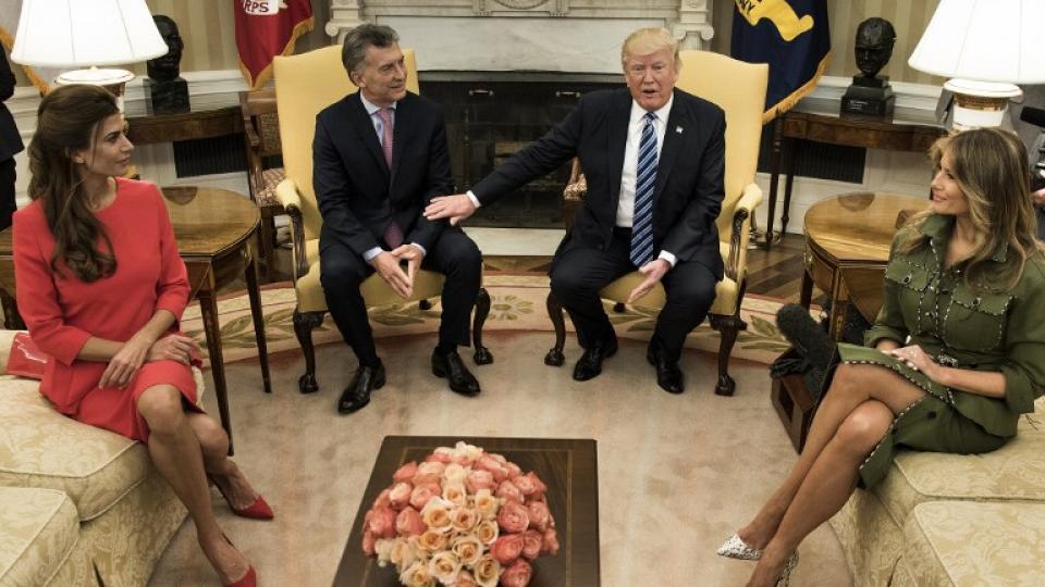 Trump se aproxima a Suramérica: visitará Argentina y Colombia en noviembre