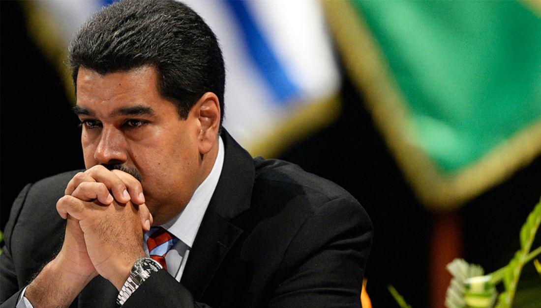 """Maduro se confiesa en cadena nacional: """"Le vi la cara a la muerte y le dijé: 'Hoy no me llevarás'"""""""