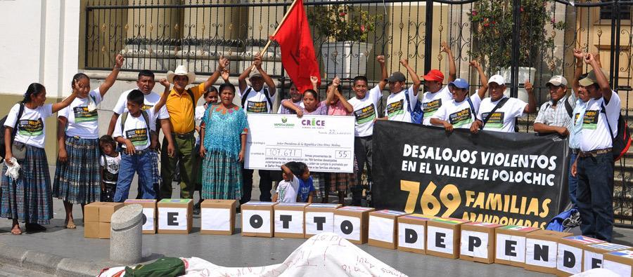 Pueblos indígenas exigen al estado de Guatemala fin a exclusión y racismo