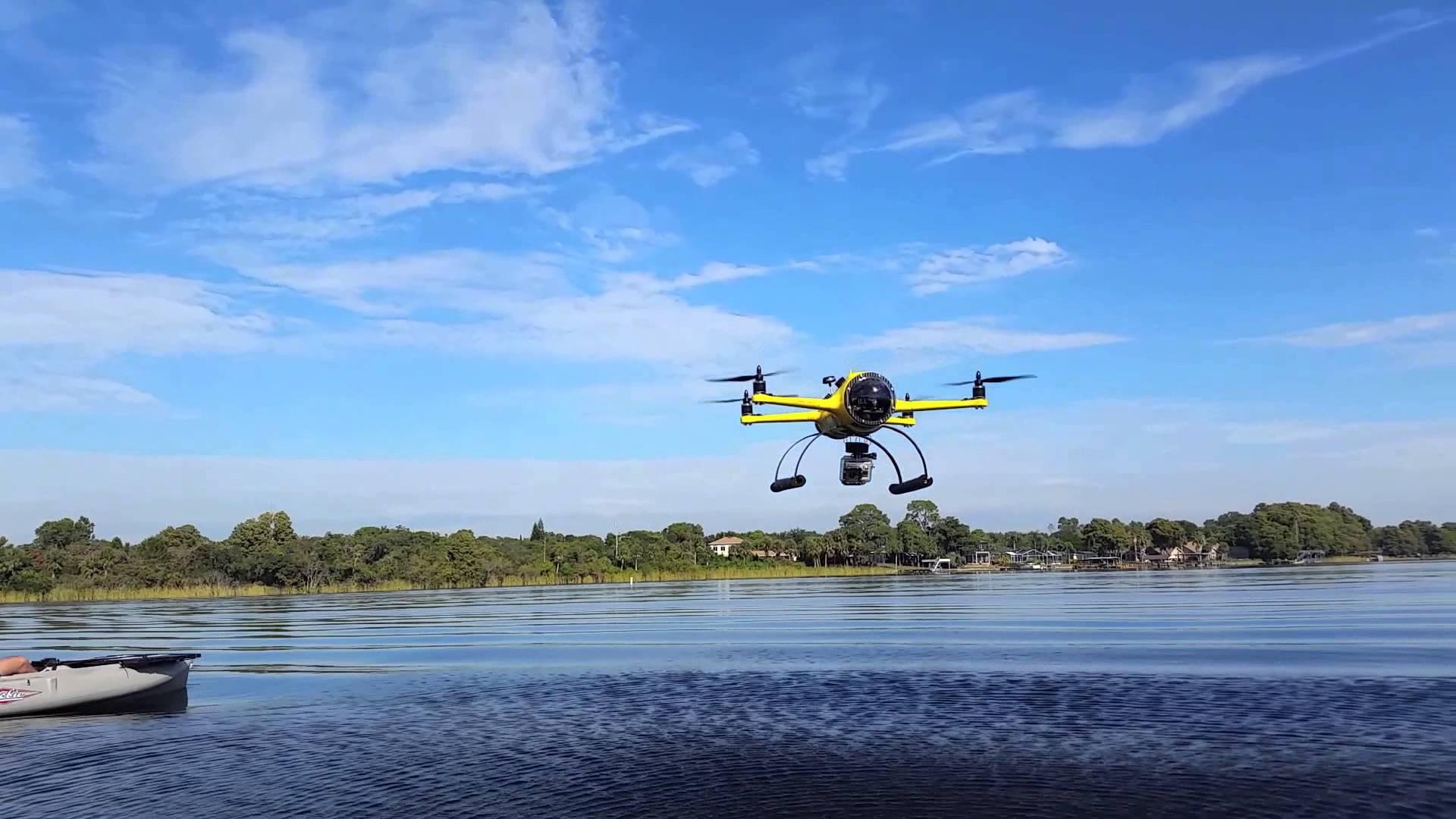 Guerra comercial contra China afectará comercialización de drones subacuáticos