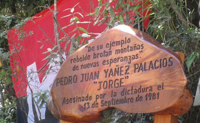 Centro Cultural Museo y Memoria de Neltume denuncia atentado contra su memorial