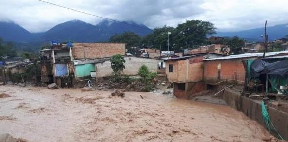 (Video) LLuvias dejan 600 familias damnificadas por las inundaciones en Putumayo