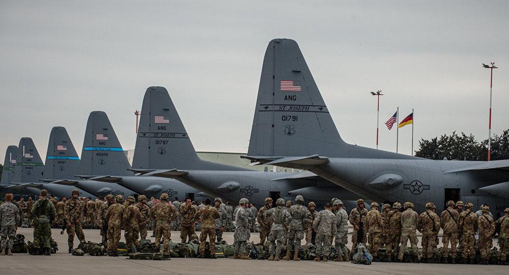 Trump aprueba el presupuesto anual militar más alto en la historia de EE. UU.