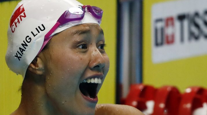 ¡Vale oro! Nadadora china impone nuevo record mundial en Juegos Asiáticos
