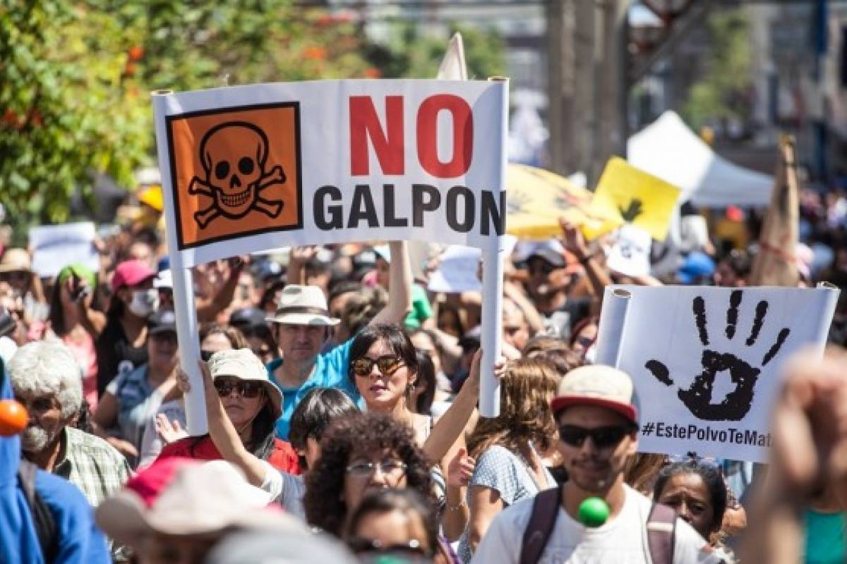 Antofagasta: Tribunal Ambiental acoge reclamo de Colegio Médico por contaminación de minera del grupo Luksic