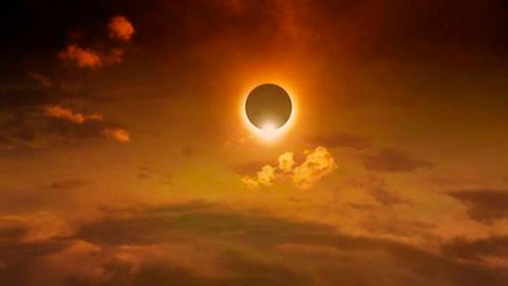 Dónde se verá este sábado el último eclipse solar del año