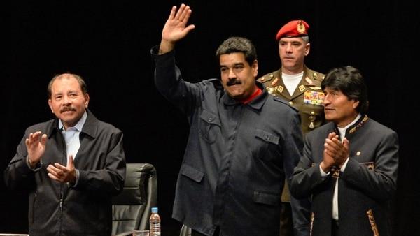 Presidentes de Bolivia y Nicaragua condenan cobarde y criminal ataque terrorista en Venezuela