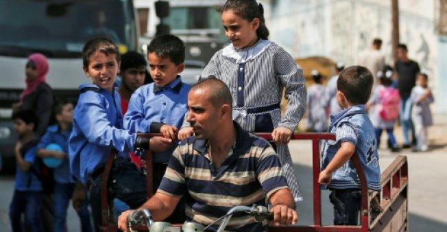 Educación de miles de niños palestinos se podría ver afectada tras recortes de EE. UU.