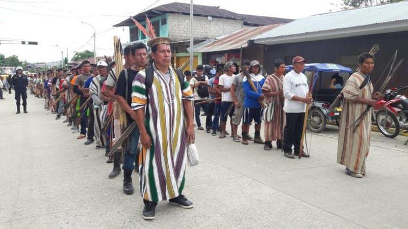 Perú: 50 pueblos indígenas reclaman la titulación de sus territorios