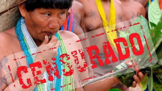 Facebook censura cuenta indígena por mostrar foto de nativas exhibiendo sus senos