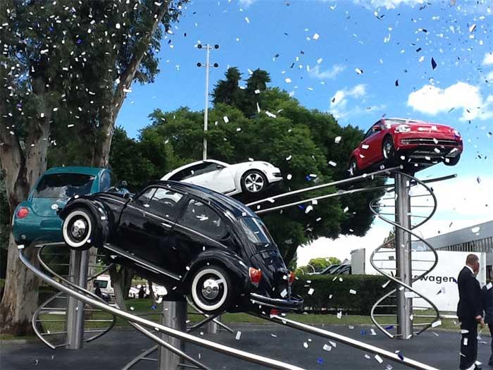El viernes se realizará pago de reparto de utilidades de 2015 a trabajadores de VW