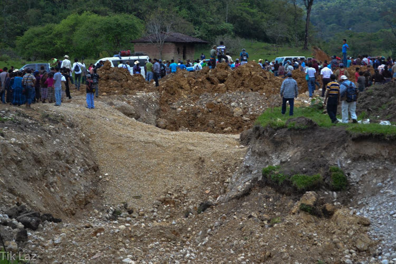 Indígenas reclaman al BID por los daños ocasionados por dos hidroeléctricas