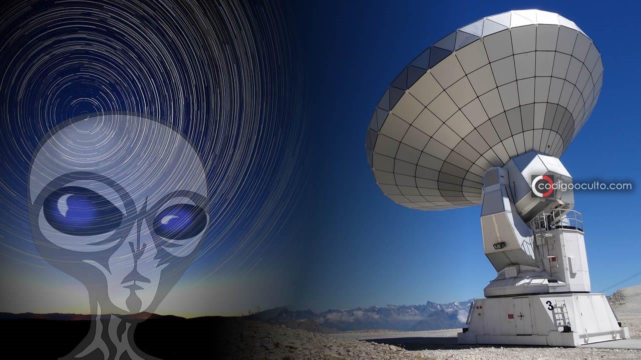 Radiotelescopio canadiense captan misteriosa señal de radio proveniente del espacio profundo