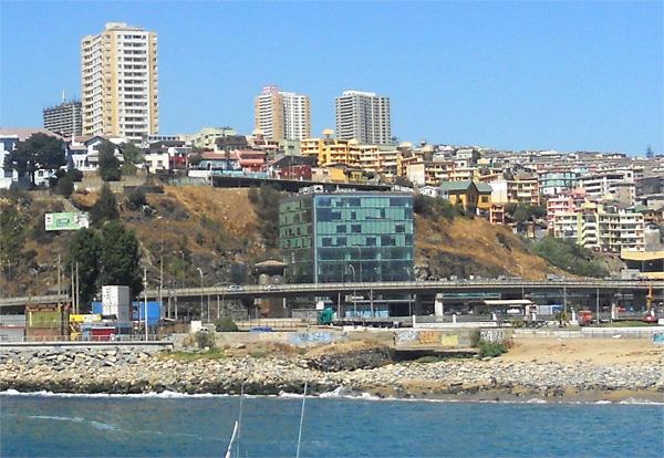 Valparaíso: Municipio presenta pre-diseño para abrir el sector Barón a la ciudadanía