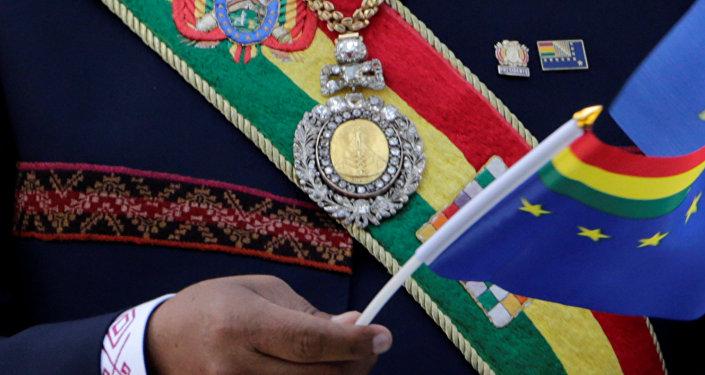 Destituido el Jefe de la Casa Militar de Bolivia tras el robo de símbolos presidenciales