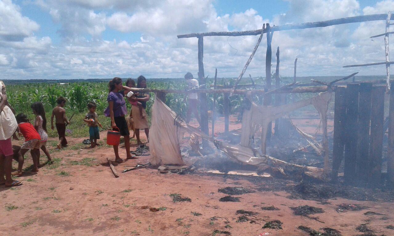 Desaparecen indígenas paraguayos en medio de conflicto con colonos brasileños