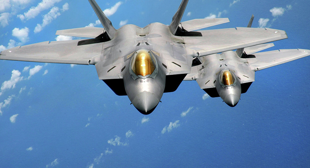 Dos cazas de EE.UU. atacaron con bombas de fósforo blanco una provincia siria