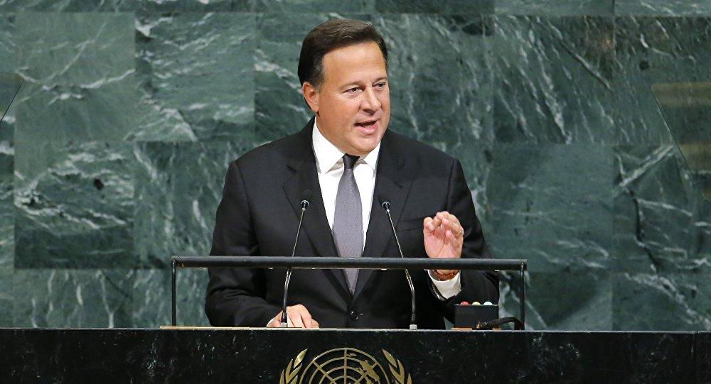 Presidente de Panamá: Éxodo migratorio y crisis humanitaria en Venezuela es un reto para la ONU