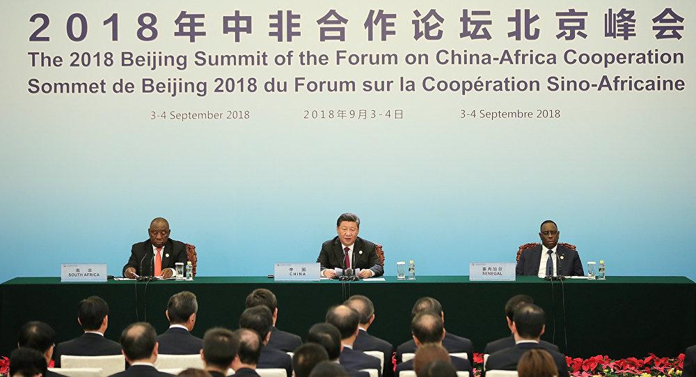 China reafirma su influencia en África con créditos multimillonarios